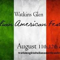 Watkins Glen Italian American Festival
