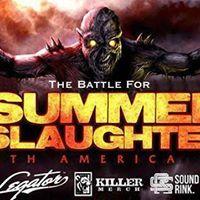 71517 The Battle for Summer Slaughter 2017