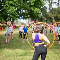 Beginners hula hoop dance - Bexley