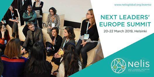 Next Leaders Europe Summit 2019