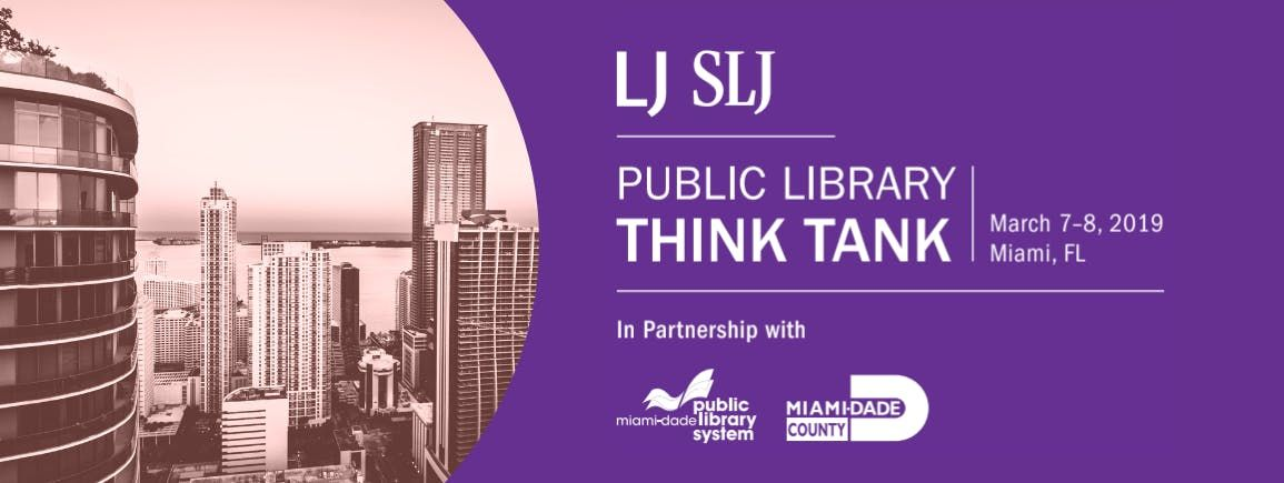 Public Library Think Tank  The Future Is Theirs-STAFF AND SPONSOR REGISTRATION