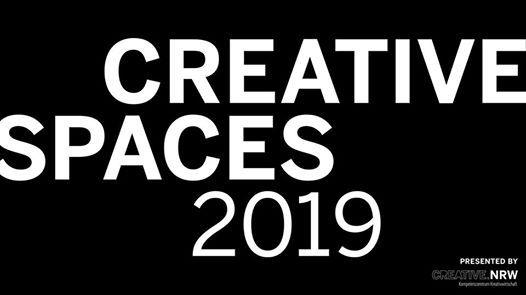 Preisverleihung CREATIVE.Spaces 2019