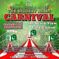 The Biggest Azadi carnival 2017