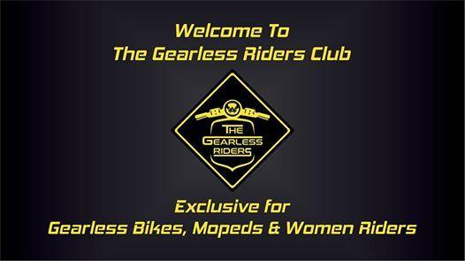 Inaugural Ride - The Gearless Riders Club