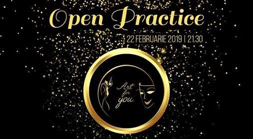 Open Practice Party Art for You