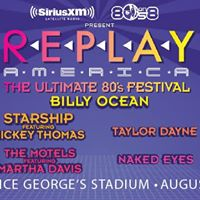 Replay America - The Ultimate 80s Festival