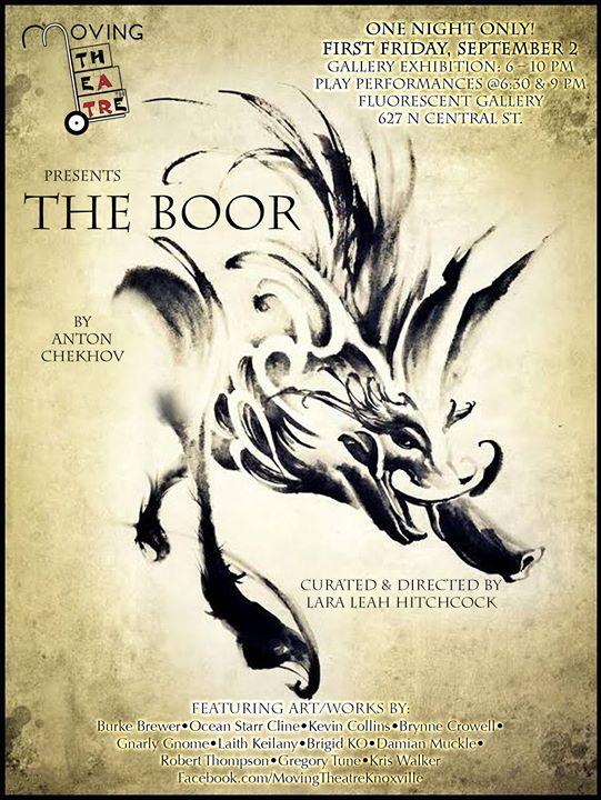the boor anton chekhov pdf