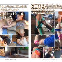 Debrecen-SMT  Sportmanulterpia - SMT Kinesiology taping