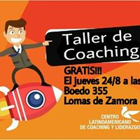Taller Gratuito de Coaching