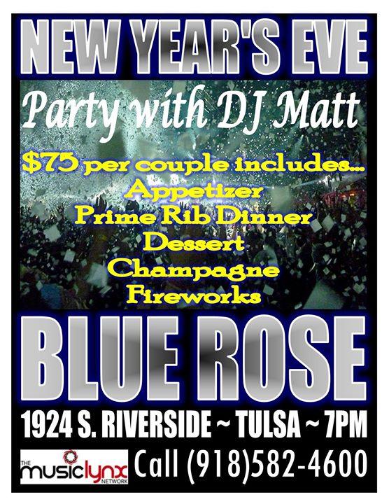 The blue rose tulsa