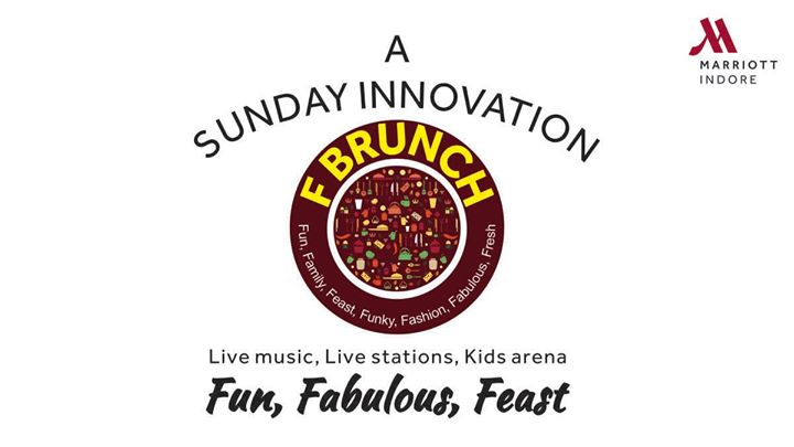 The Sunday Brunch - F Brunch at the Indore Marriott