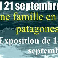 La Patagonie en famille - Rendez vous avec Ccile Toulon-Neau