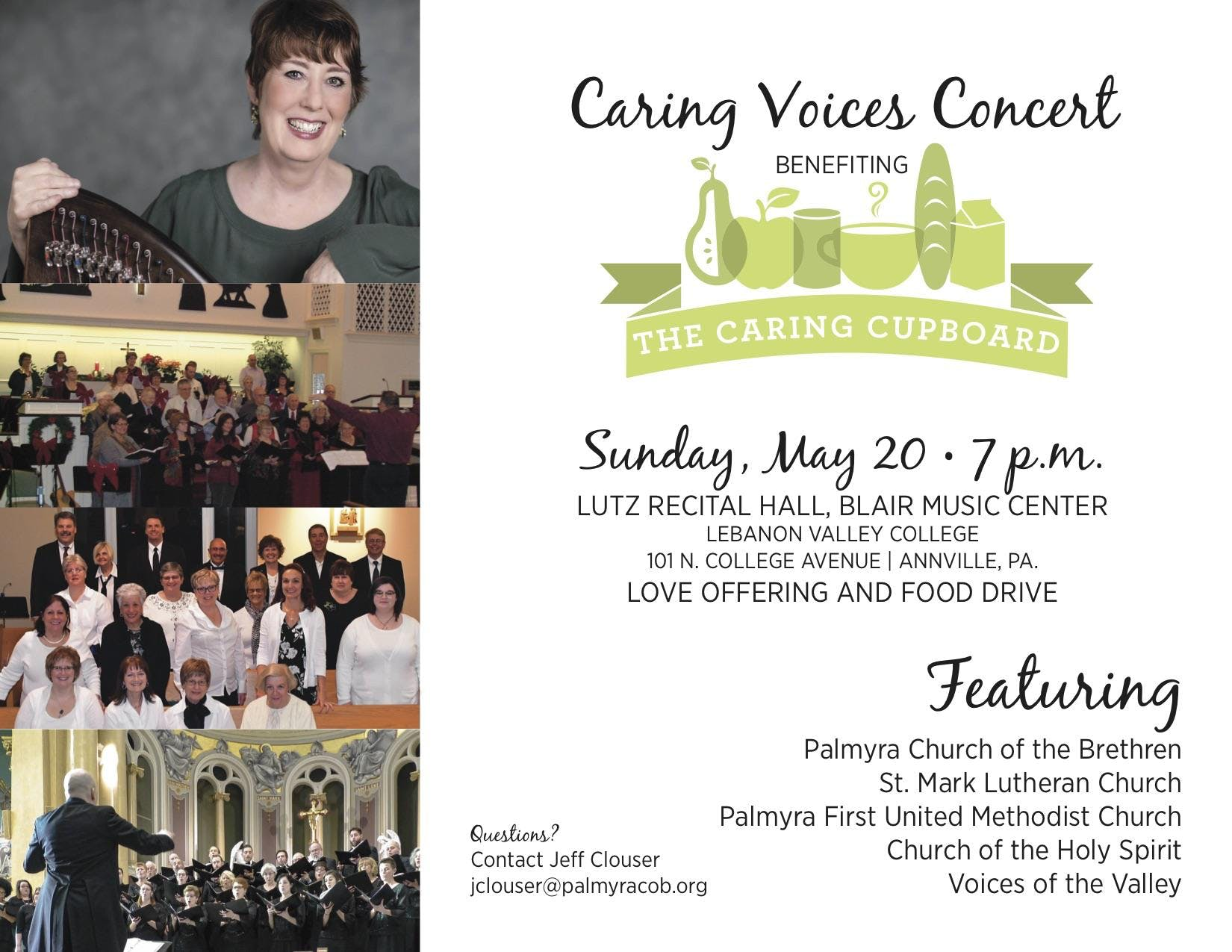 Caring Voices Concert