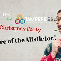 Y-Christmas party II Keskusta edition