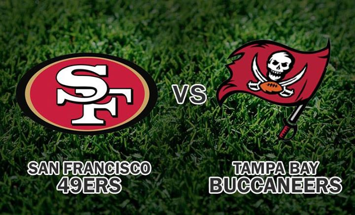 Image result for 49ers vs buccaneers