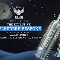 F.Club presents Belvedere Bespoke