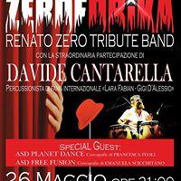Zerofobika live teatro Traiano Civitavecchia