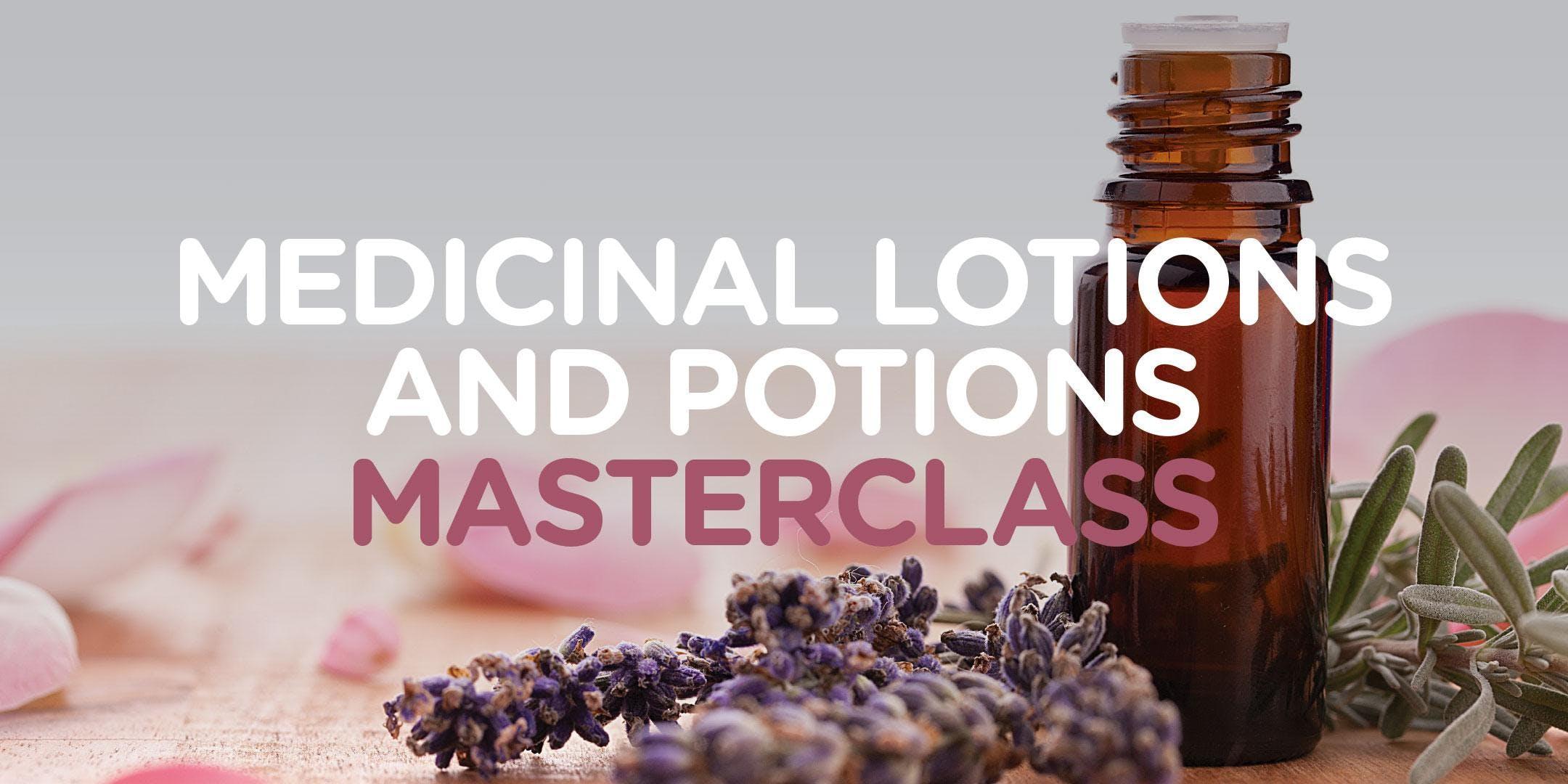 Medicinal Lotions &amp Potions - Adelaide Campus