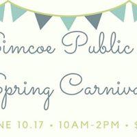 Lake Simcoe Public Schools Spring Carnival
