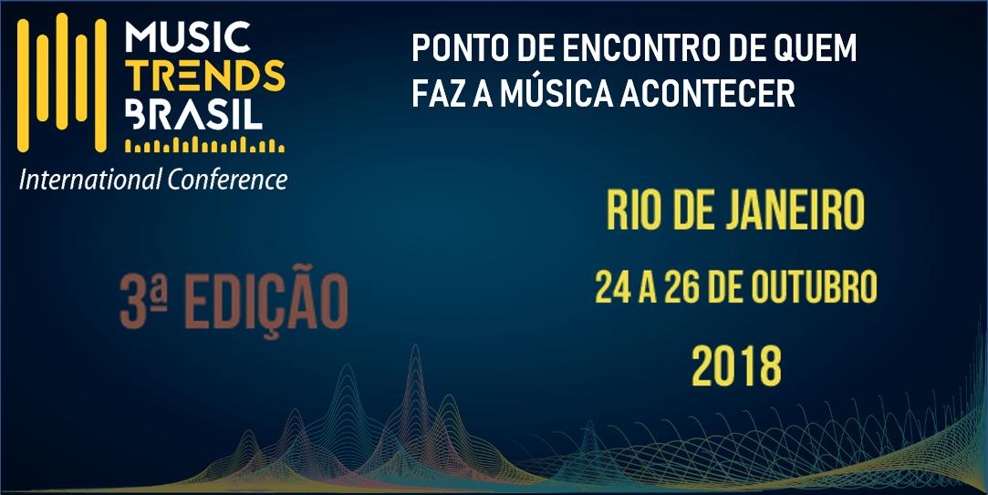 MUSIC TRENDS BRASIL International Conference 2018