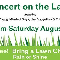 Free Concert on the Lawn