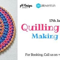 Quilling Mandala Making Workshop