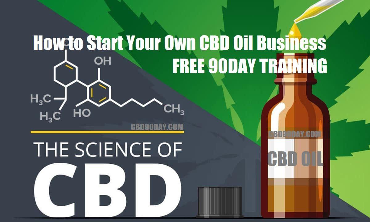 How to Start Your Own CBD Oil Business Newark NJ