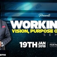 WORKING WITH YOUR VISION DREAM OR PURPOSE