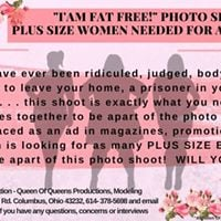 Plus Size &amp The Curvy Women Wanted For Photo Shoot Need Support
