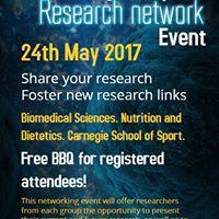 Leeds Beckett University Interdisciplinary Research Network Even