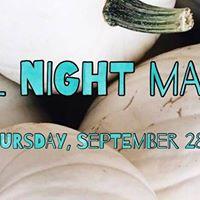 Fall Night Market