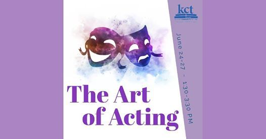 Kearney Community Theatre presents The Art of Acting