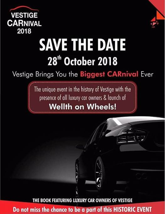 Vestiges The Biggest Carnival At Leisure Valley Huda Ground Gurgaon