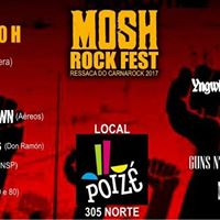 Mosh Rock Fest  Ressaca do Carnarock 2017