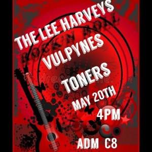 Punk Rock At Toners
