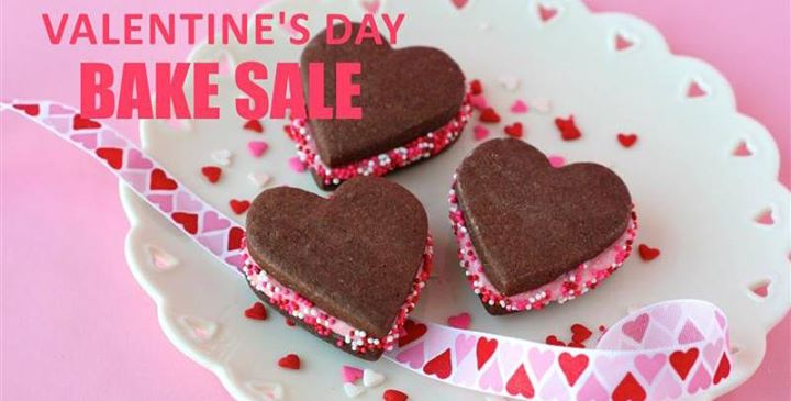 Valentines Day Bake Sale At Zion Lutheran Church Loudonville Ohio