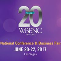 2017 WBENC National Conference &amp Business Fair