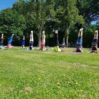 Buiten Yoga - Ashtanga Yoga  - Alle Niveaus