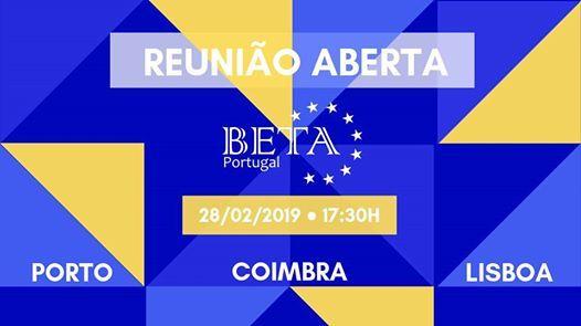 Reunio Aberta  BETA Portugal