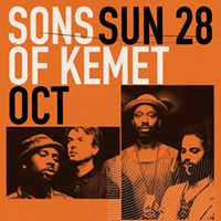 Sons Of Kemet Live at Band on the Wall
