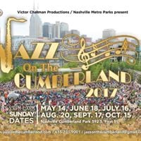 Jazz On The Cumberland Concert Series 2017