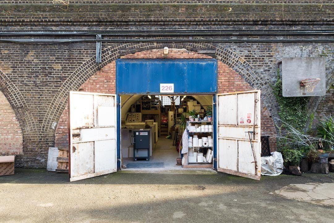 The Arches Open Studios