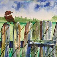 Intermediate Watercolor Workshop