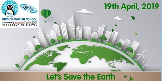 Lets Save the Earth