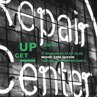Get UP Zrich Repair Caf Spezial