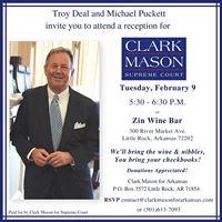 Clark Mason for Arkansas Supreme Court