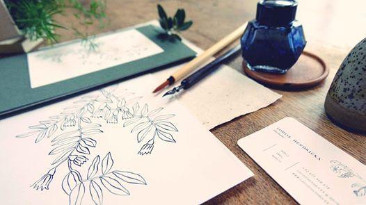 Workshop Plant drawing
