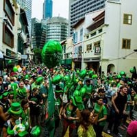 St Patricks Day Street Festival 2017