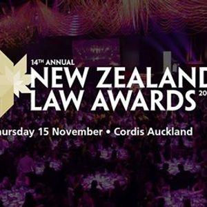 New Zealand Law Awards 2018