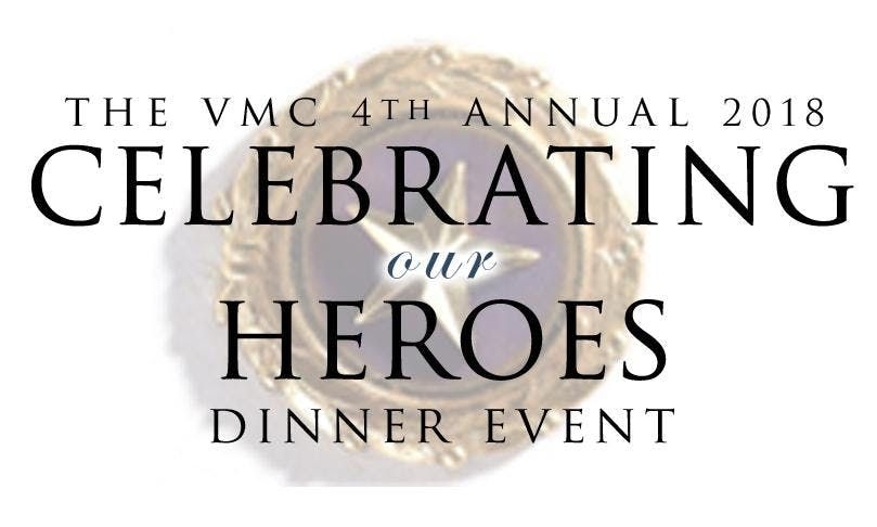 The 4th Annual Veterans Miracle Center Celebrating our Heroes Dinner Celebration